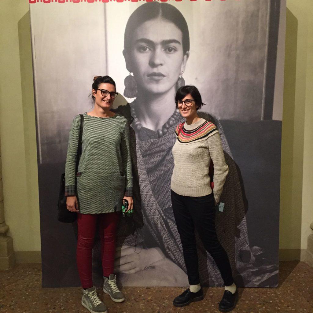 Frida Kahlo e arte messicana: COOer di GetCOO alla mostra #mexicofrida a Bologna