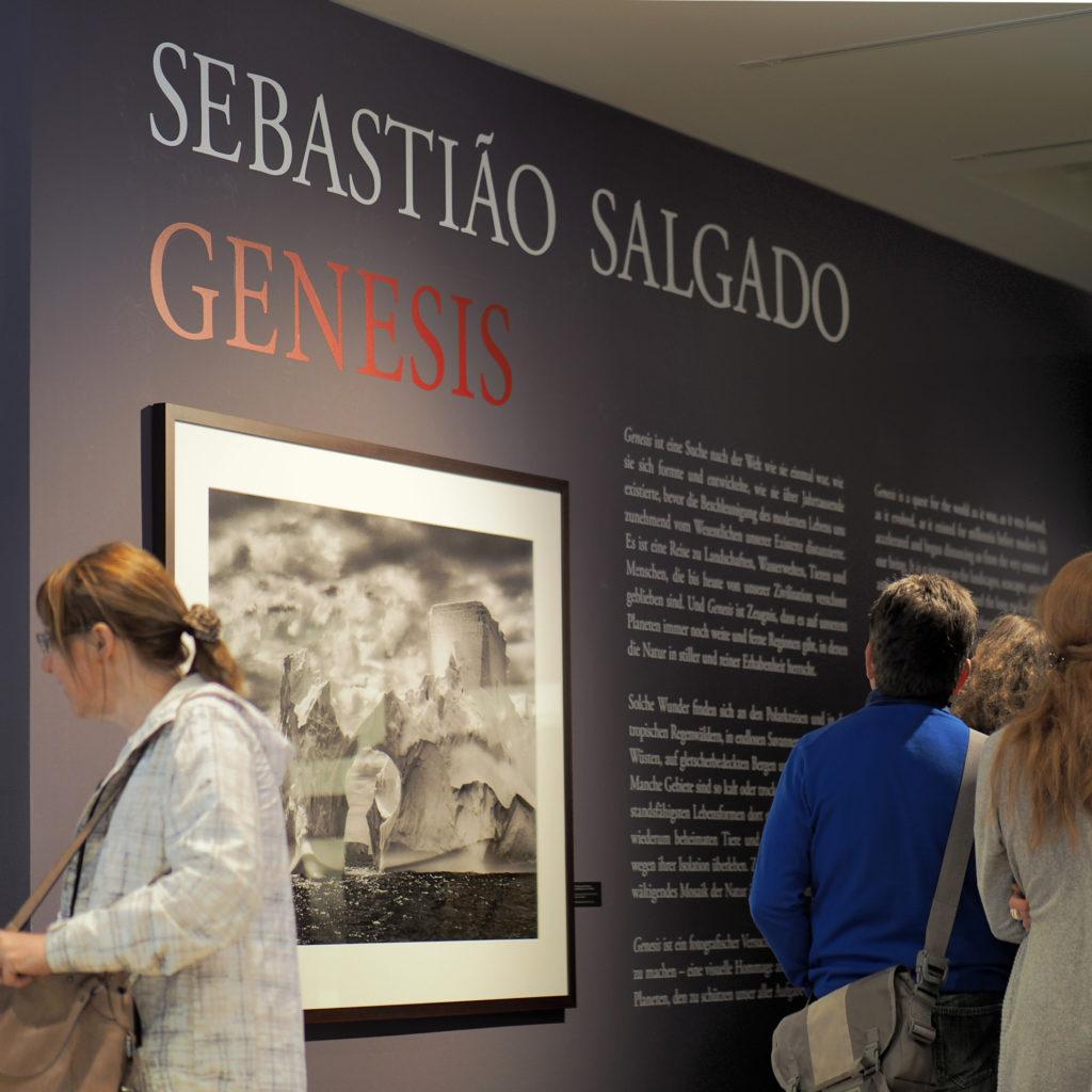 La Genesi della Bellezza secondo Salgado a Forlì