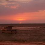 GetCOO in Sri Lanka hikkadua al tramonto