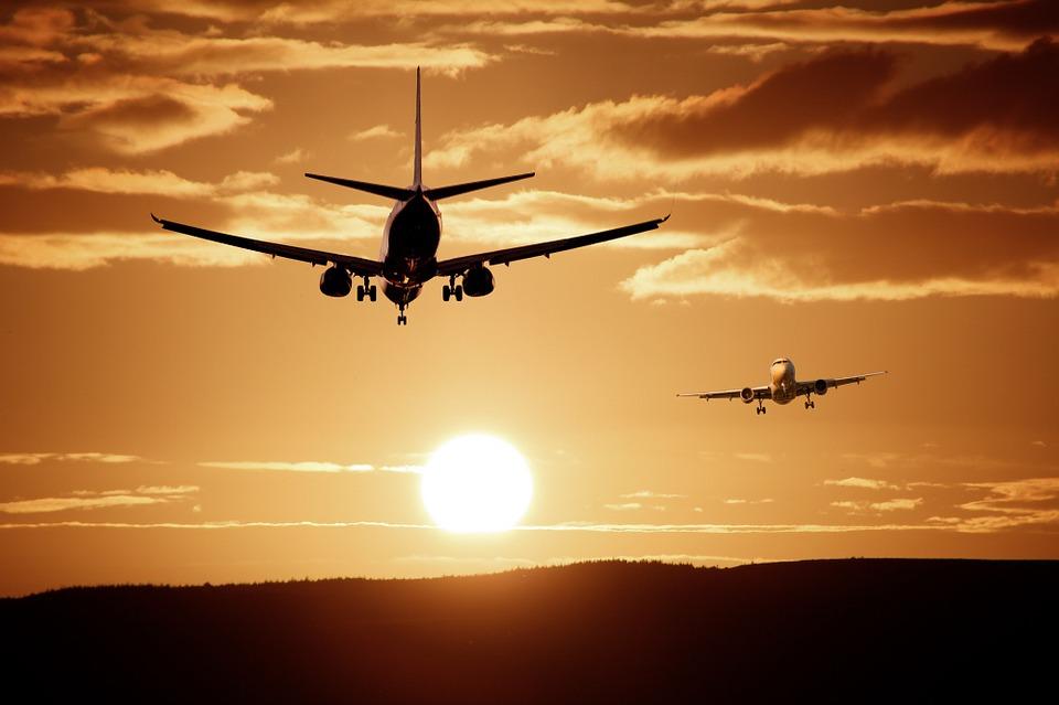 GetCOO viaggio airplane