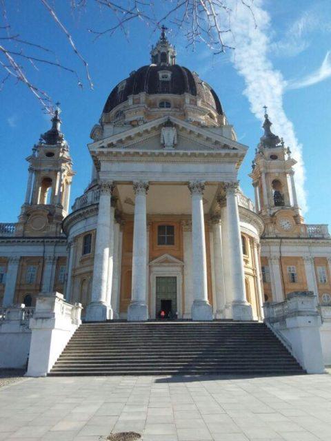 GetCOO febbraio Basilica di Superga