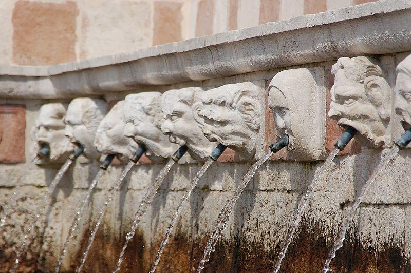 GetCOO L'Aquila Fontana delle 99 Cannelle