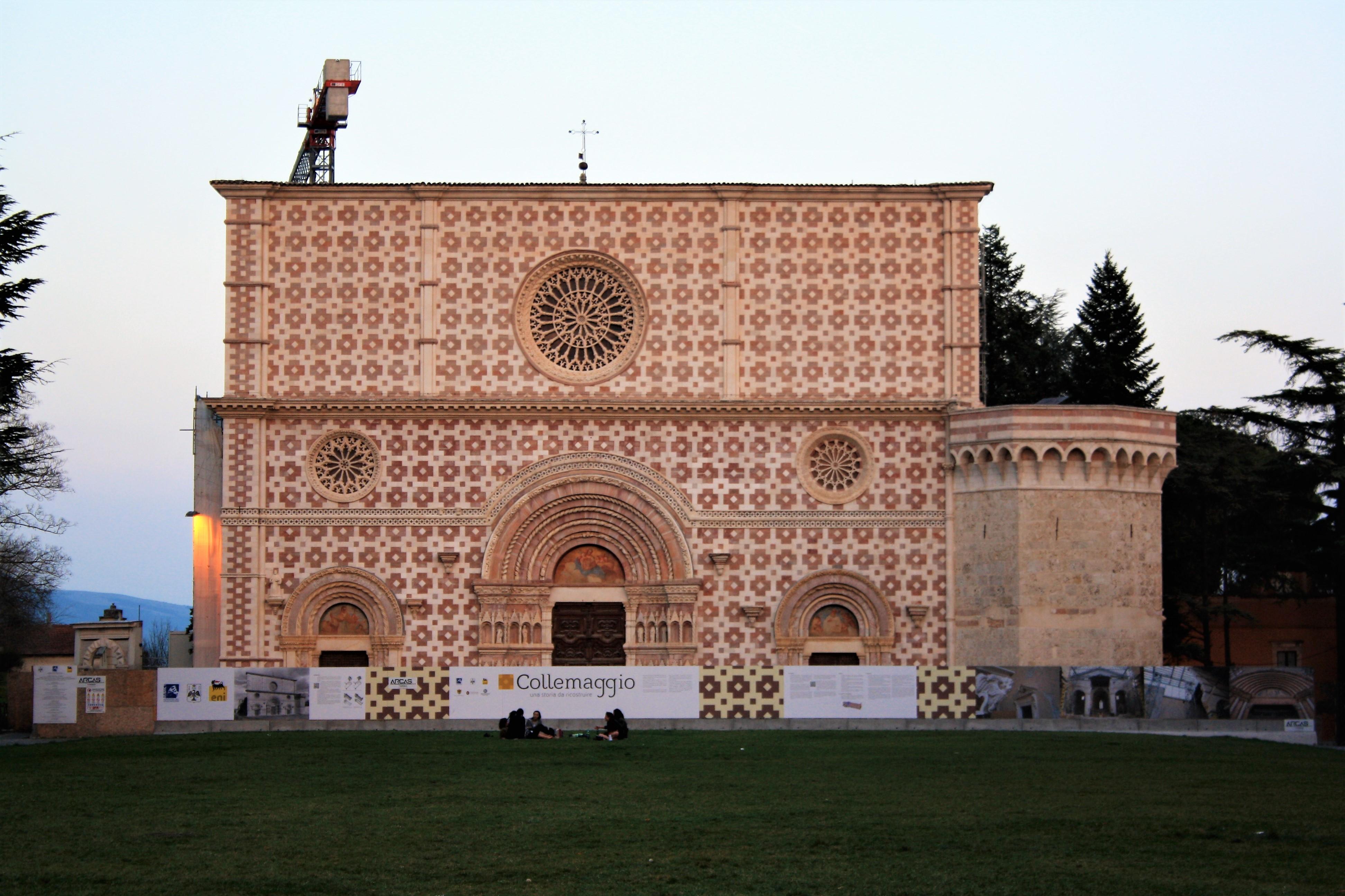 GetCOO Basilica di Collemaggio L'Aquila