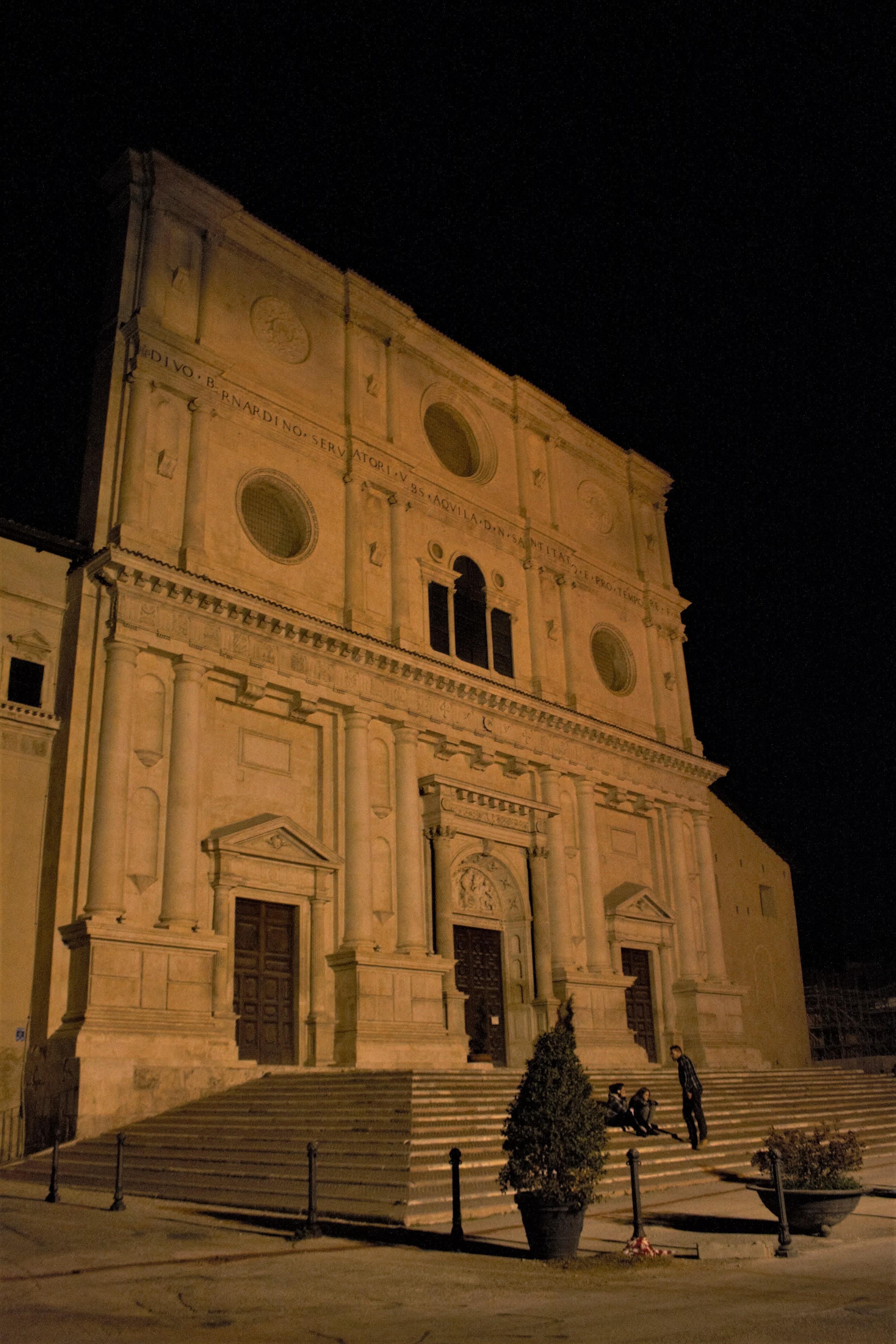 GetCOO Basilica di San Bernardino L'Aquila