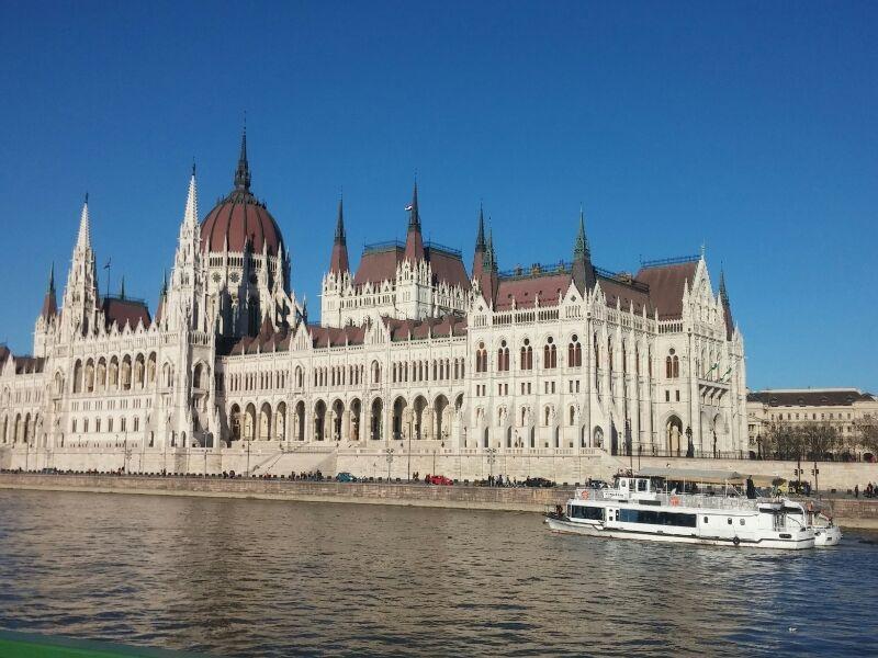 GetCOO Marzo Parlamento di budapest