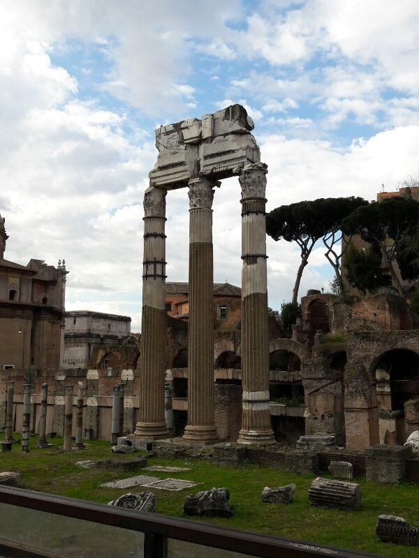 GetCOO marzo foro romano