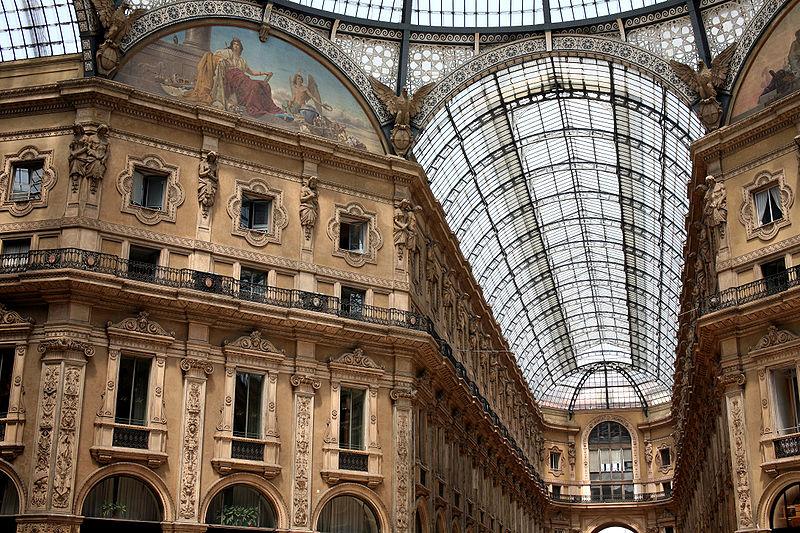 GetCOO marzo Galleria Vittorio Emanuele II