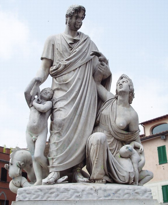 Monumento_a_Canapone Grosseto Maremma GetCOO
