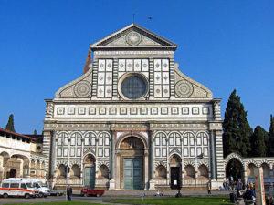 Santa Maria Novella Firenze GetCOO aprile