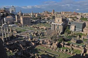 GetCOO Foro Romano aprile