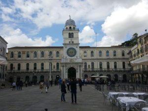 Torre dell'orologio Padova GetCOO aprile