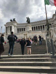 Altare della Patria Roma GetCOO aprile