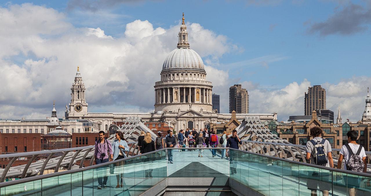 Millennium Bridge London GetCOO