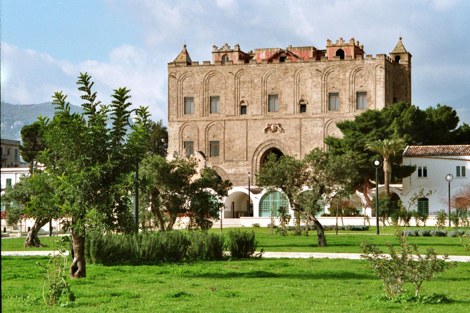 Palermo-Zisa- Sicilia on the road GetCOO Easyterra