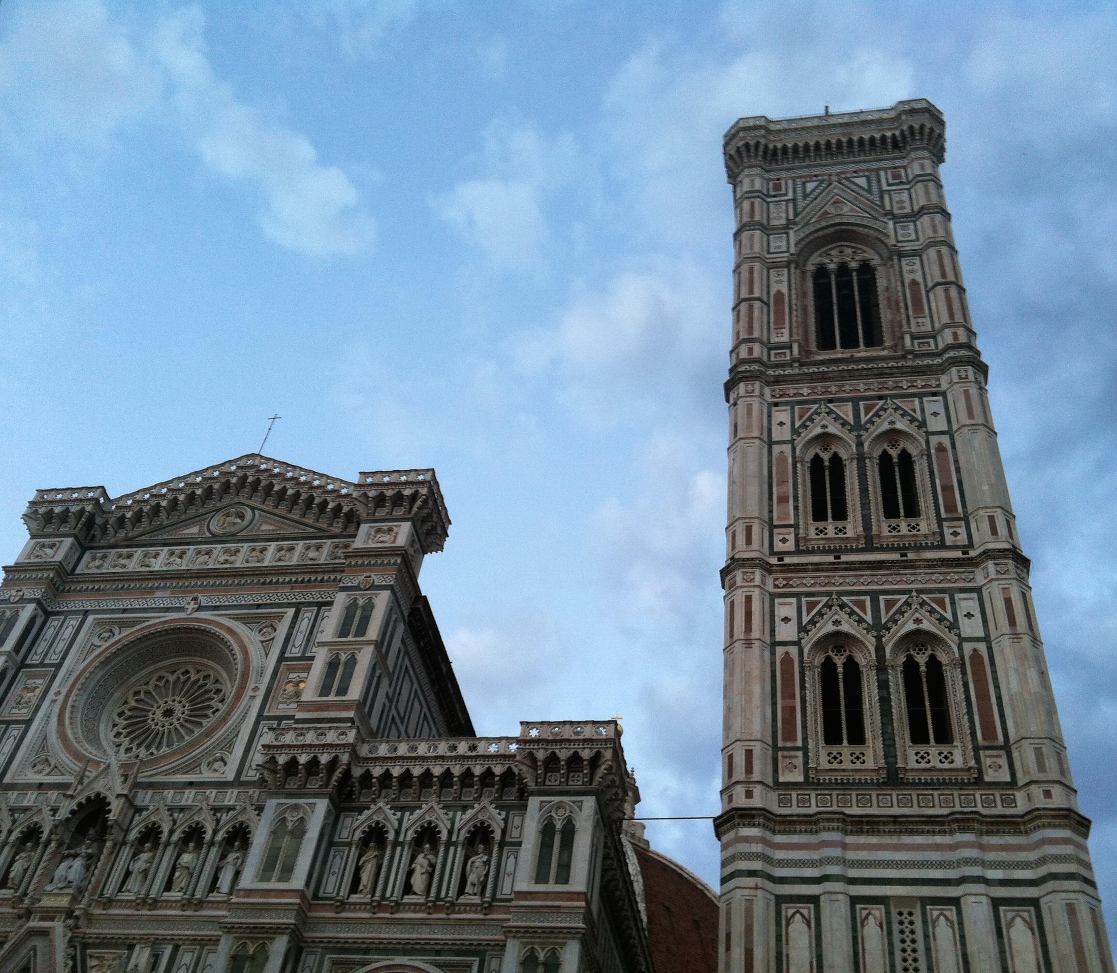 Ammirare Firenze dall'alto campanile di giotto GetCOO