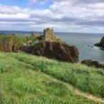 dunnottar castle scozia GetCOO giugno