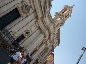 Chiesa di Sant'Ivo alla Sapienza Roma GetCOO foto