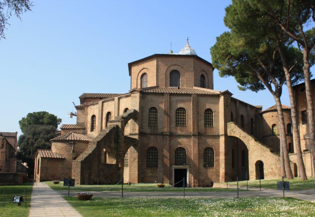 Basilica di San Vitale Ravenna GetCOO