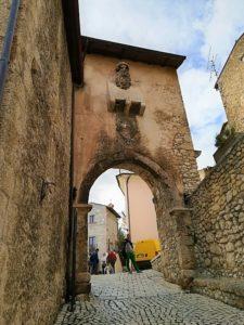 Porta Urbica Santo Stefano di Sessanio GetCOO