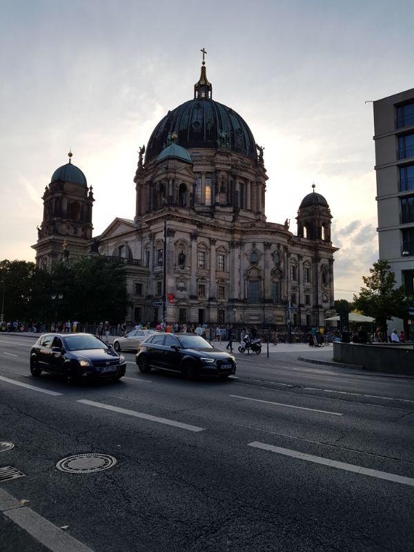 Duomo di Berlino GetCOO agosto