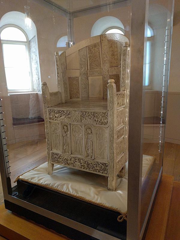 Cattedra di Massimiano ravenna getcoo
