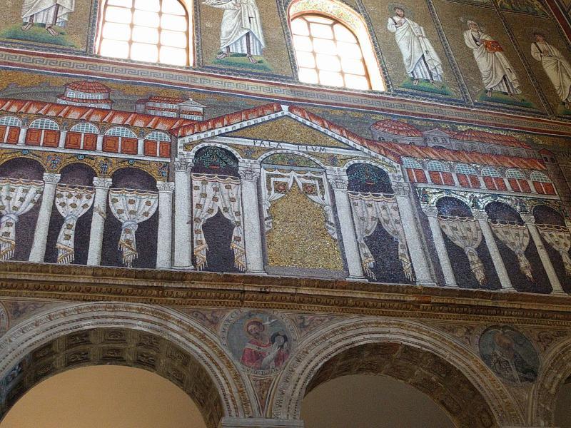 Chiesa di sant'apollinare nuovo ravenna getcoo