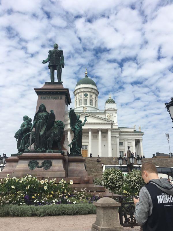 piazza del senato helsinki GetCOO agosto