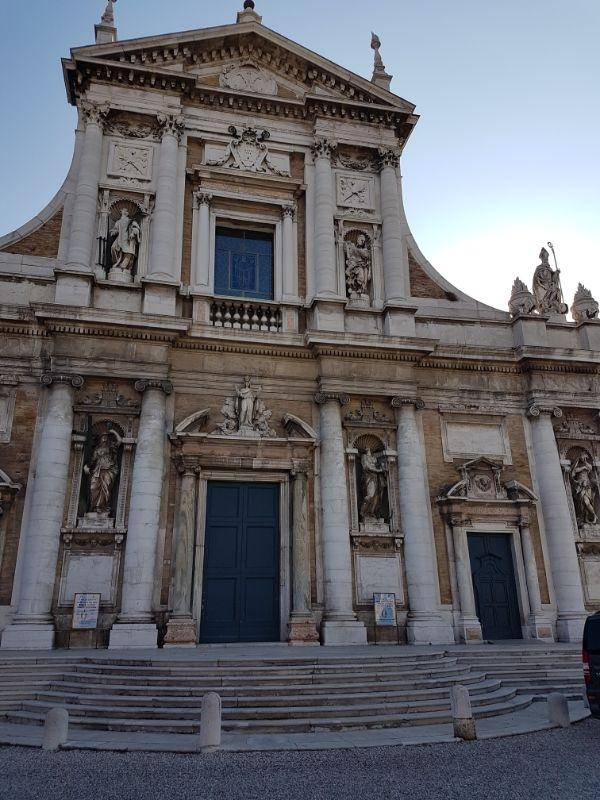 Basilica di santa maria in Porto Ravenna settembre GetCOO