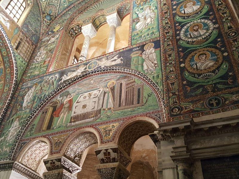 Mosaici di San Vitale Ravenna GetCOO Settembre