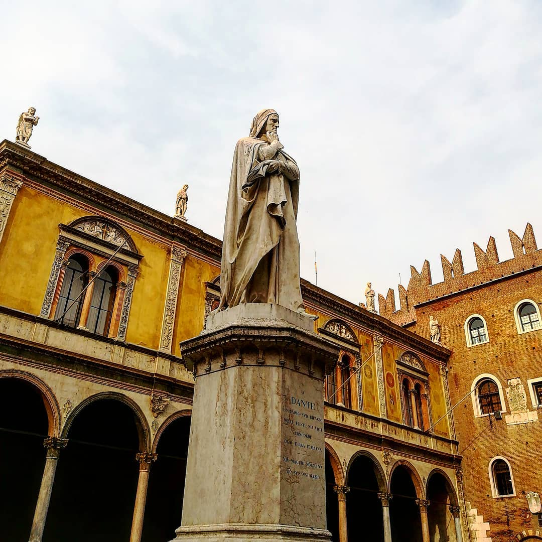 Dante Alighieri gita a Verona GetCOO