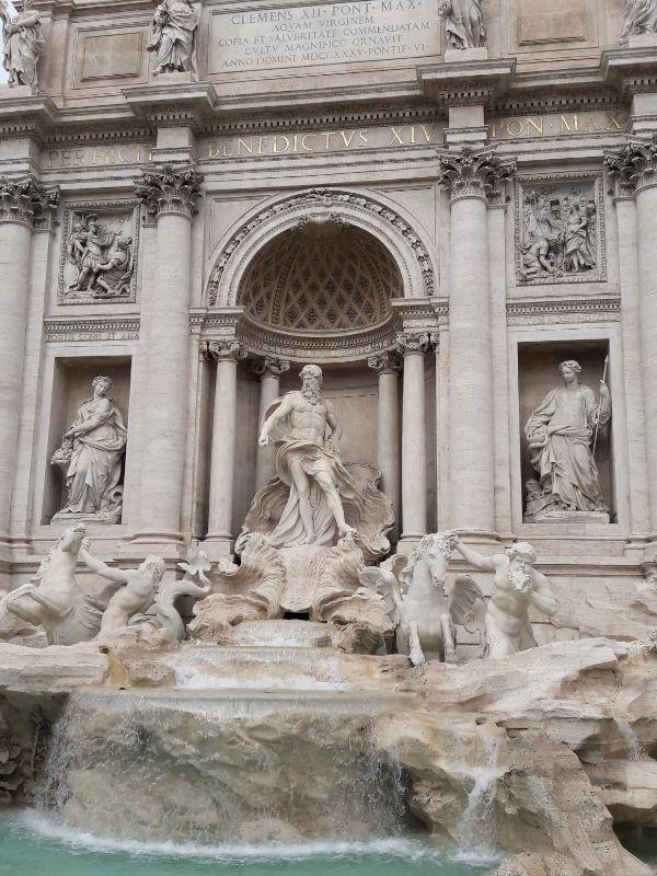 fontana di trevi roma GetCOO ottobre