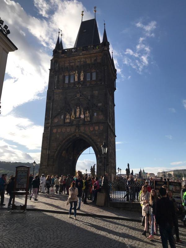 Ponte Carlo Praga GetCOO ottobre