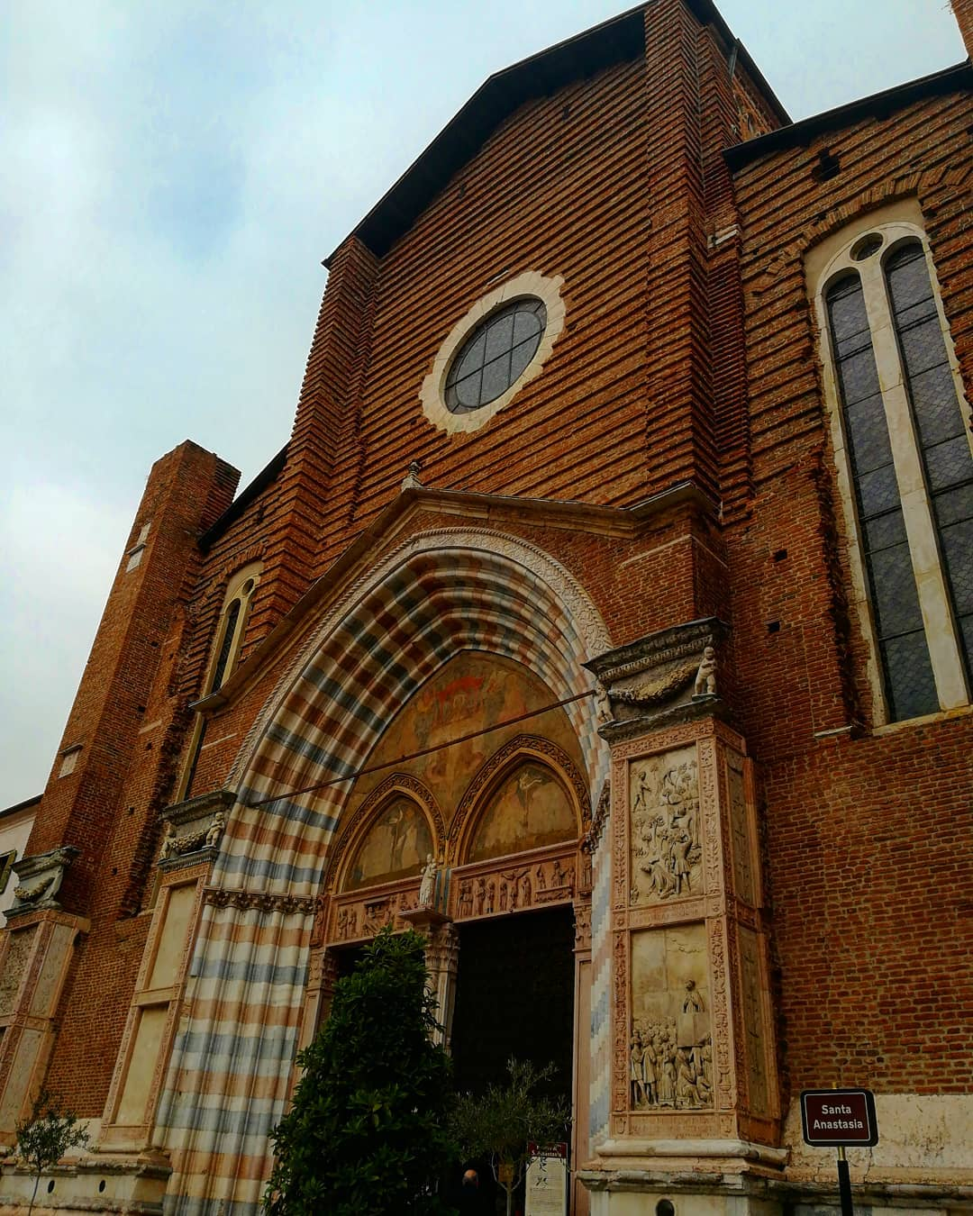Chiesa di Santa Anastasia gita a Verona GetCOO