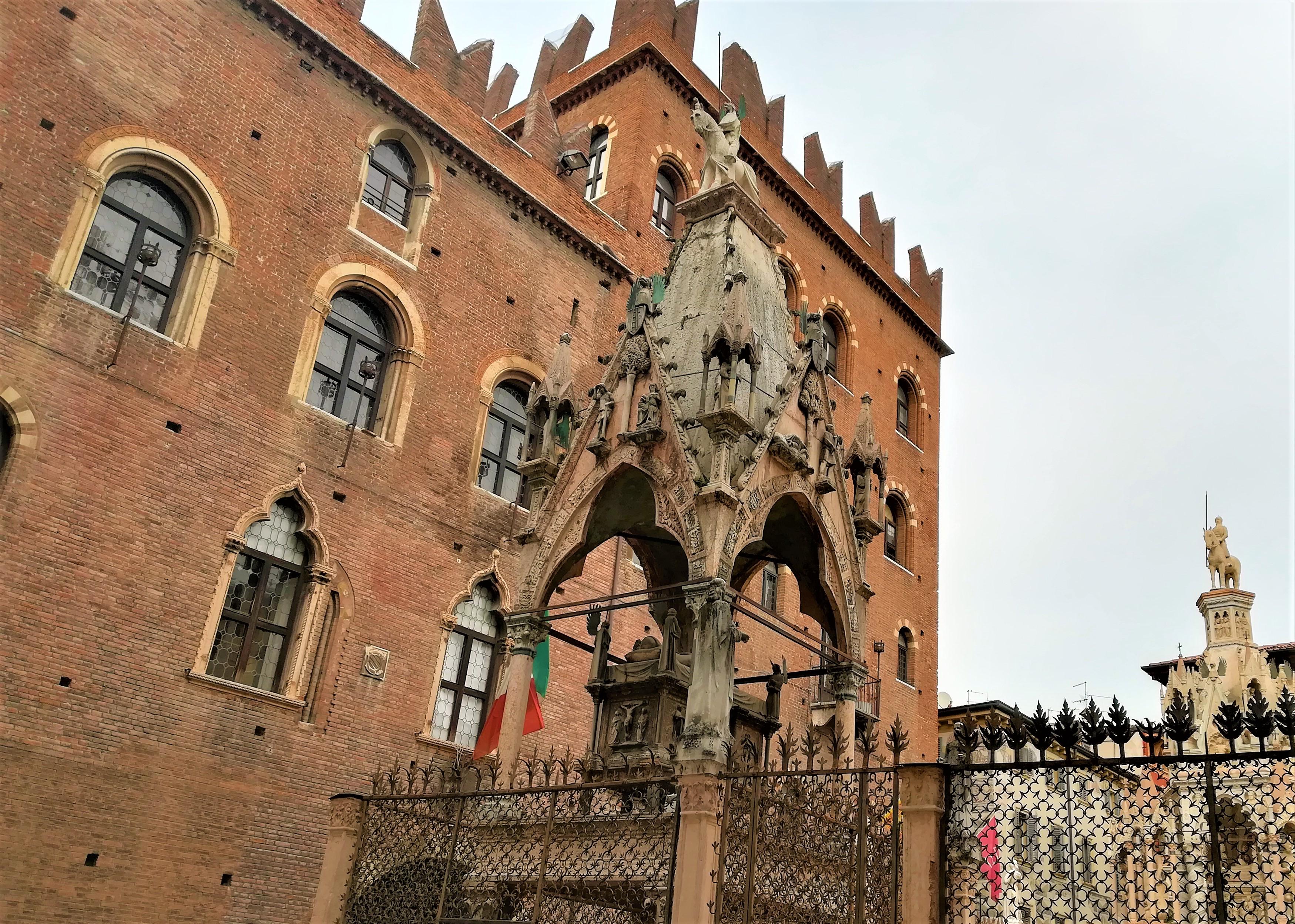Arca di Mastino II, gita a Verona GetCOO