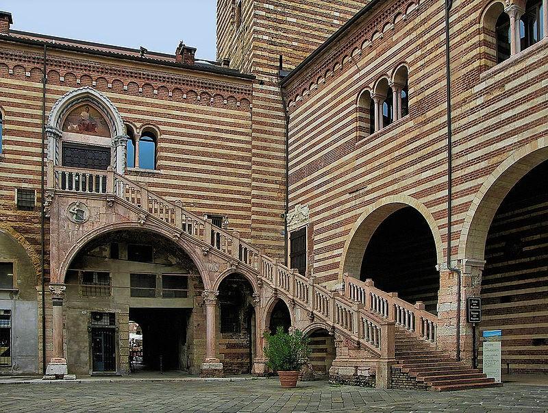 Scala della Ragione gita a Verona GetCOO