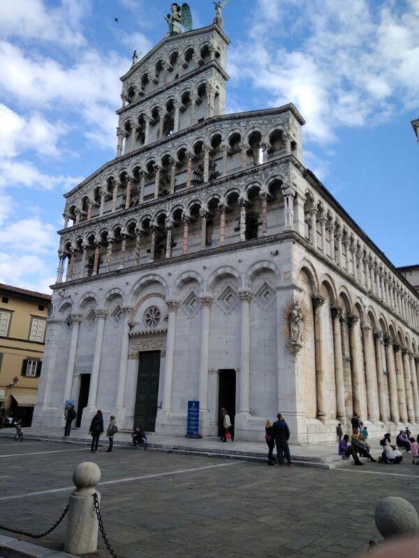 chiesa di san michele in foro Lucca GetCOO novembre