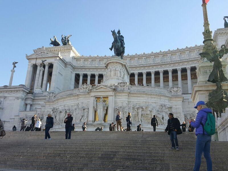 Altare della Patria Roma GetCOO dicembre