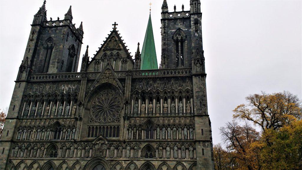 Cattedrale di Trondheim Norvegia GetCOO