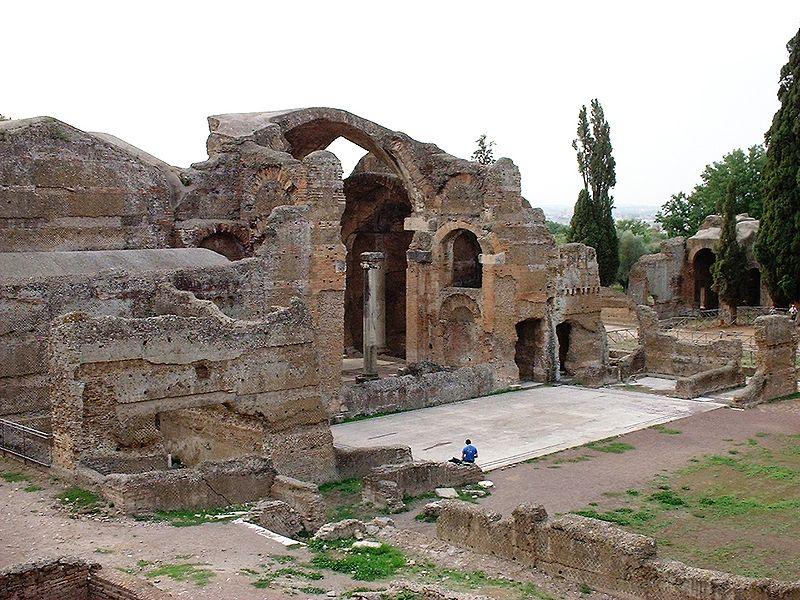 Terme Villa Adriana Tivoli Top 30 musei italiani GetCOO travel