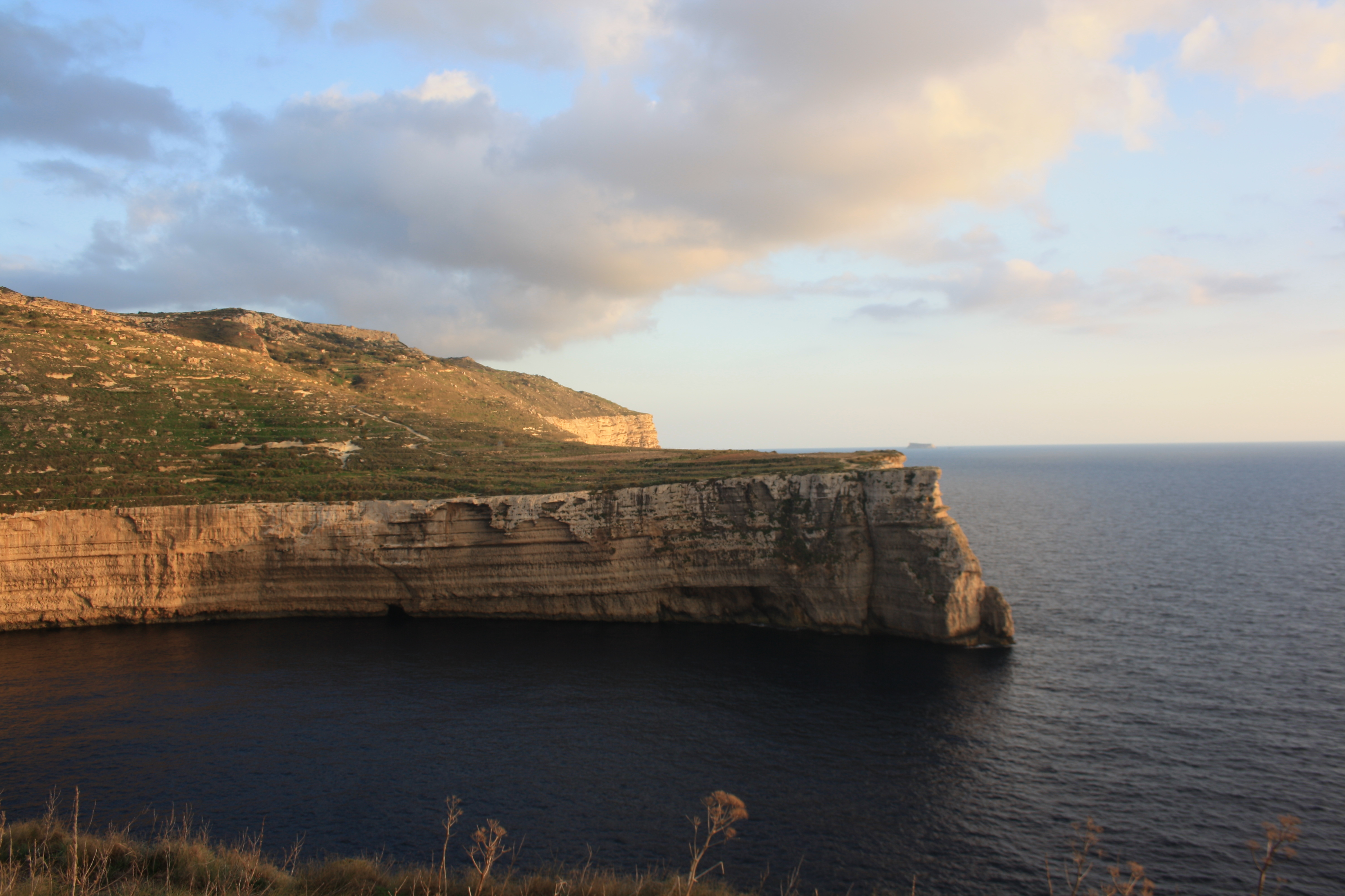 Dingli clifts in Malta Vacanza 2018 GetCOO travel
