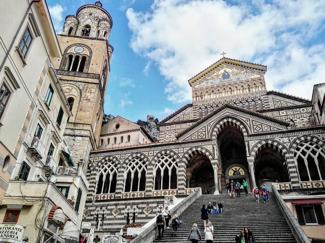 GetCOO Travel Duomo di Amalfi