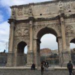Top 5 febbraio Arco Costantino ROma GetCOO travel