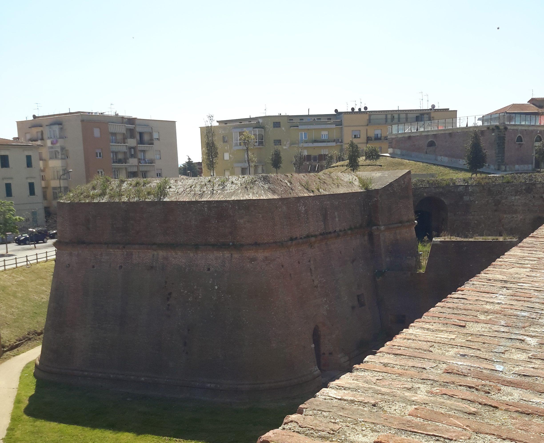 Bastione mura Grosseto GetCOO Travel blog