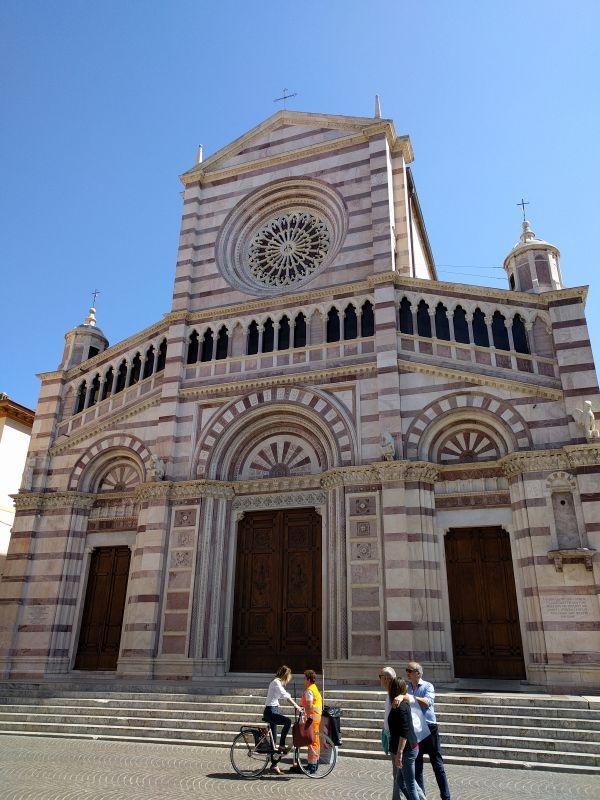 facciata cattedrale san lorenzo grosseto getcoo travel