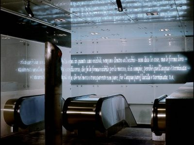 LA METROPOLITANA DELL'ARTE A NAPOLI: un viaggio nell'arte contemporanea