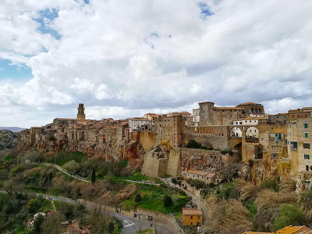Cosa vedere a Pitigliano panorama GetCOO Travel