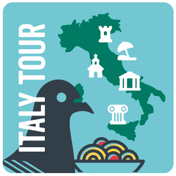 in Giro per l'italia italian tour con GetCOO travel