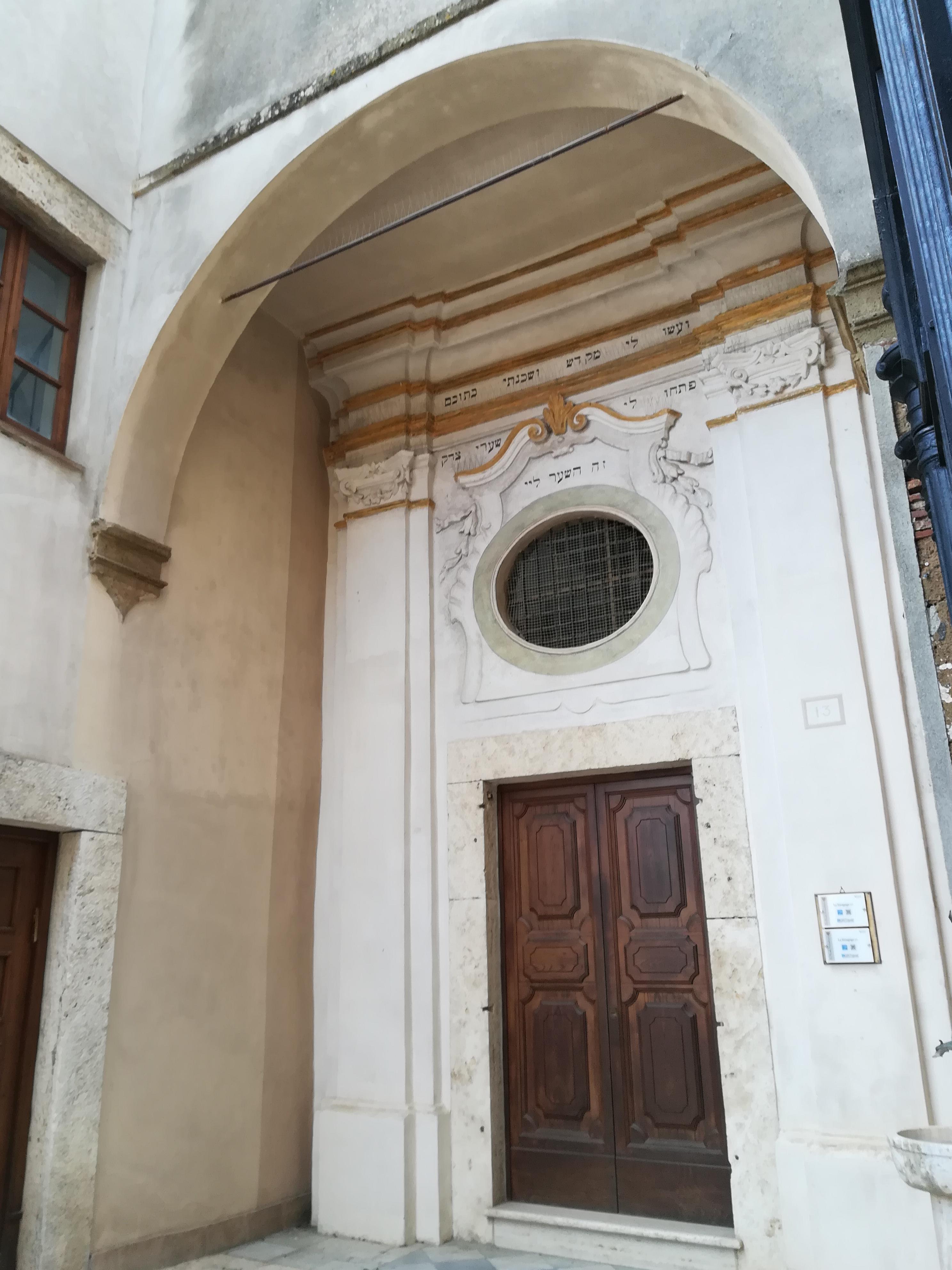 Antica Sinagoga cosa vedere a Pitigliano GetCOO Travel