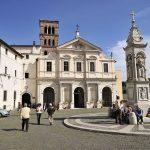 Isola Tiberina Basilica di San Bartolomeo all'Isola Roma GetCOO travel