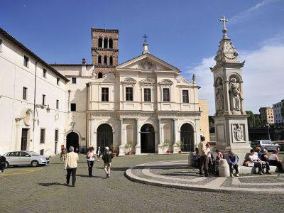 LA BASILICA DI SAN BARTOLOMEO ALL'ISOLA TIBERINA A ROMA E LA TOP 5 DI GETCOO Travel DI MAGGIO